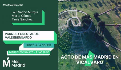 +Madrid Vicalvaro @ Parque Forestal Valdebernardo