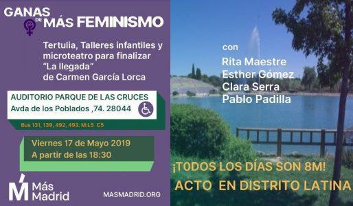 Más Feminismo en Latina
