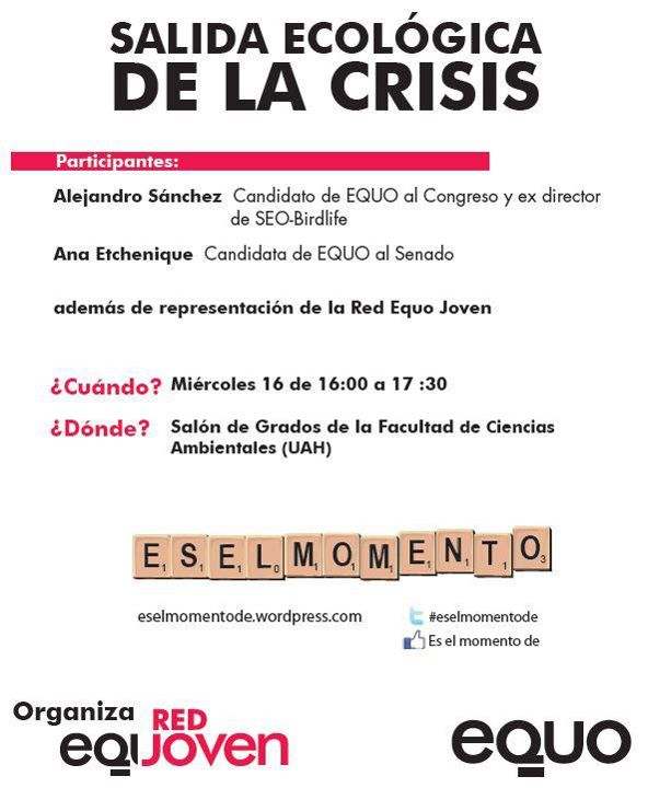 2011-11-16-Cartel salida ecologica de la crisis