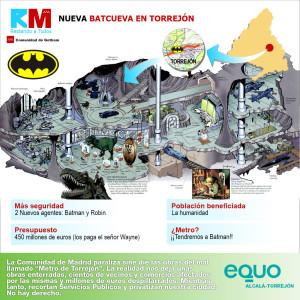 Batcueva en Torrejon