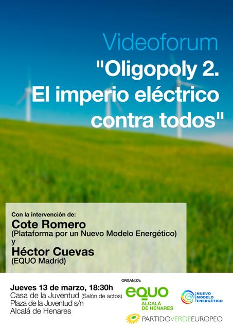 Videoforum Oligopoly 2. Cartel