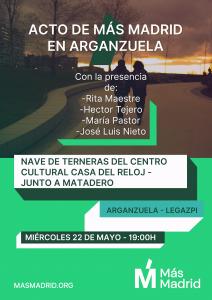 +Madrid Arganzuela @ Nave de Terneras