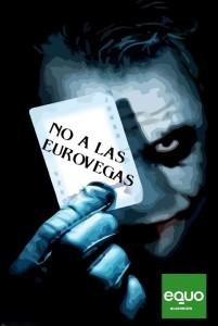 no a las eurovegas