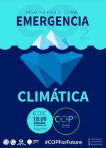 Marcha por el Clima @ Atocha