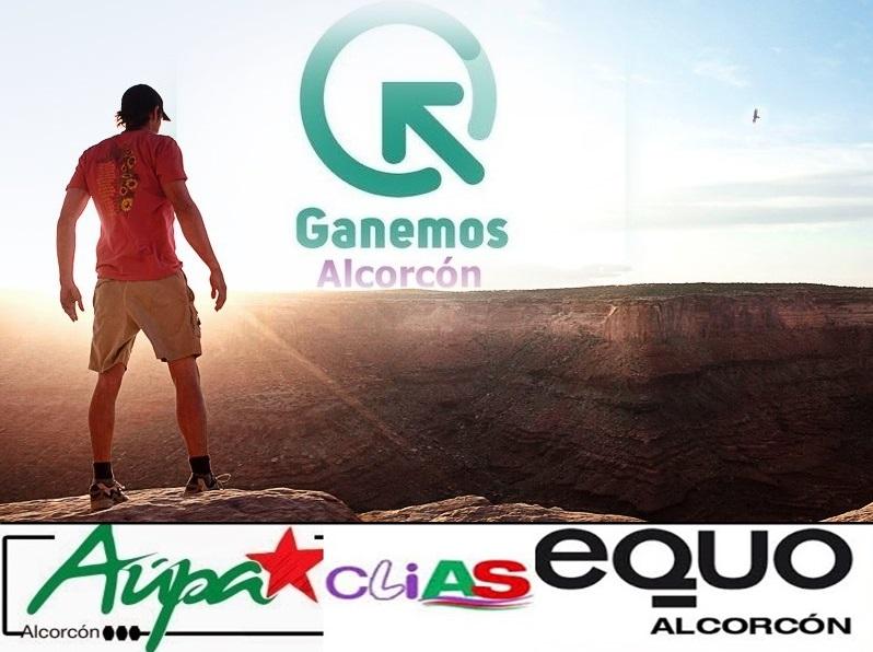 GANEMOS ALCORCON