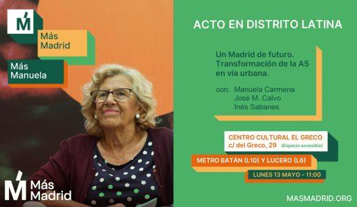 +Madrid Latina @ Centro Cultural El Greco
