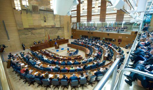 Comisión de Medio Ambiente de la Asamblea de Madrid @ Asamblea de Madrid   Madrid   Comunidad de Madrid   España