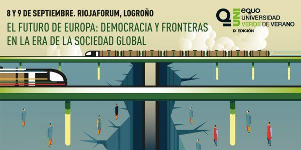 Fundación EQUO - Universidad Verde de Verano @ Riojafórum, Logroño | Logroño | España