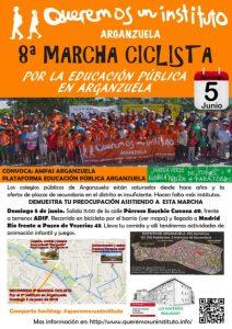 CARTEL MARCHA CICLISTA 5J con manifiesto-1