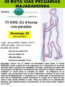 Majadahonda - Marcha por las vías pecuarias @ Urb. Las Lomas | Boadilla del Monte | Comunidad de Madrid | España