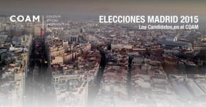 COAM Elecciones Madrid