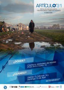 Festival de cine y derechos humanos Artículo 31 @ Matadero de Madrid | Madrid | Comunidad de Madrid | España