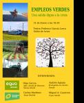 Acto sobre empleos verdes en Getafe, sobre las ventajas y oportunidades del sector