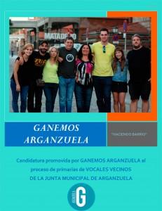 Lista para Arganzuela