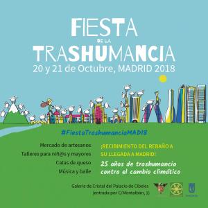 Fiesta de la Trashumancia @ Galería de cristal del Palacio de Cibeles | Madrid | Comunidad de Madrid | España