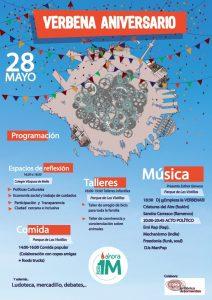 Ahora Madrid - Verbena Aniversario @ Las Vistillas | Madrid | Comunidad de Madrid | España