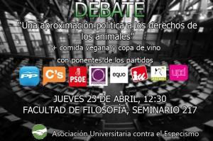 Debate UCM (AUCE)