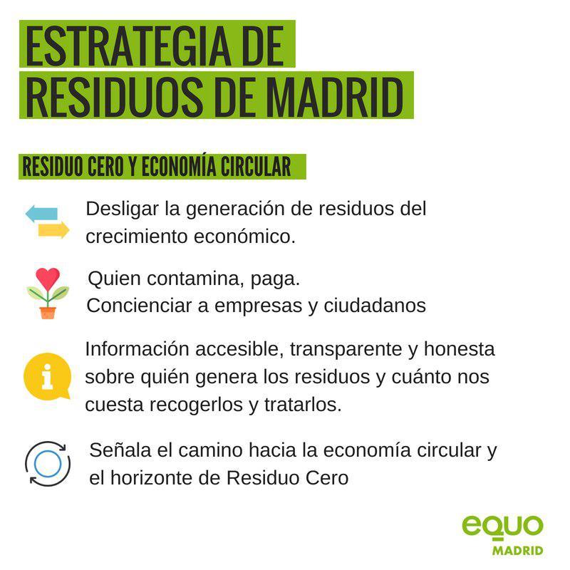 Plan de residuos economía circular