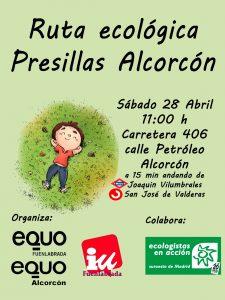 Ruta ecologista por las Presillas de Alcorcón @ Las Presillas | Leganés | Comunidad de Madrid | España
