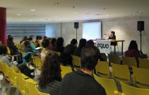EQUO en Biocultura 2012