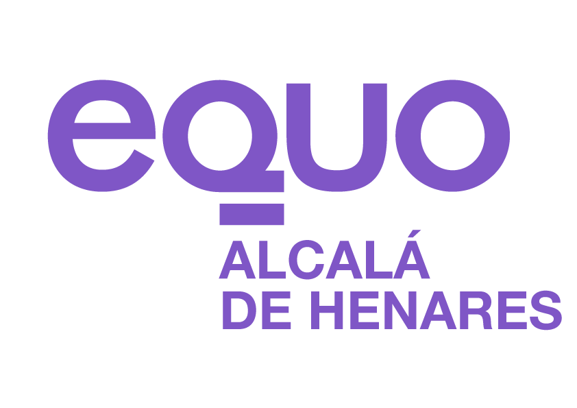 Logo Equo Alcala Morado