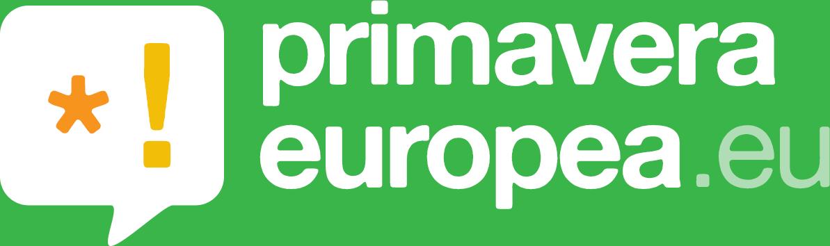 Logo Primavera Europea-Verde