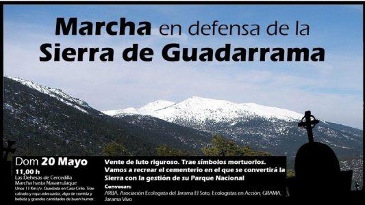 Marcha reivindicativa contra el PRUG @ Las Dehesas de Cercedilla | Las Dehesas | Comunidad de Madrid | España