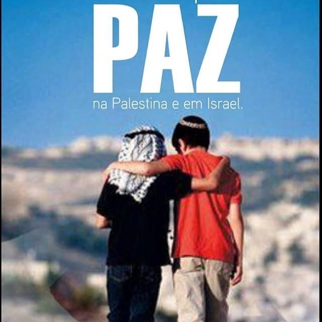 palestina israel, paz