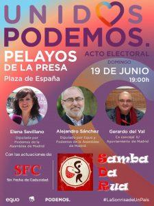 Pelayos Unidos Podemos