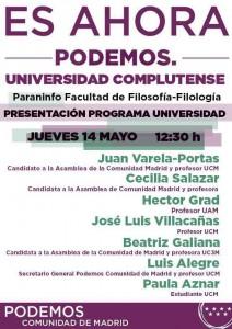 Presentacion Programa Universidad