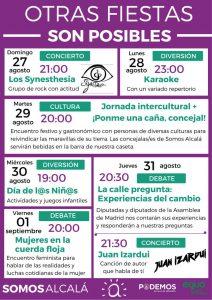 Alcalá de Henares - Fiestas municipales @ Alcalá de Henares | Alcalá de Henares | Comunidad de Madrid | España