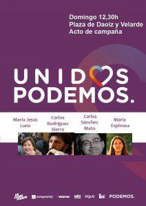 Retiro Unidos Podemos