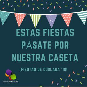EQUO Coslada-San Fernando de Henares te invita a la Caseta de Somos Coslada @ Recinto Ferial de Coslada | Coslada | Comunidad de Madrid | España
