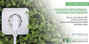 """Debate """"Ciudades enchufadas, ciudades sostenibles"""" @ Círculo de Bellas Artes   Madrid   Comunidad de Madrid   España"""