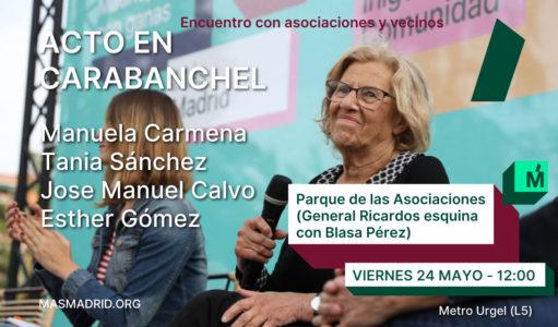 +M Carabanchel @ Parque de las asociaciones