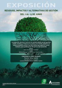 Exposición Residuos, impactos y alternativas de gestión 1 junio/09:00 - 13 junio/19:00 @ Biblioteca Municipal Cardenal Cisneros de Alcalá de Henarés | Alcalá de Henares | Comunidad de Madrid | España