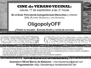 cartel oligopolyOFF