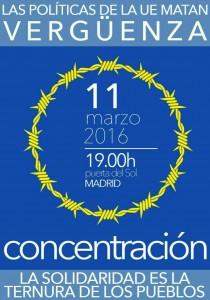 concentracion refugiados 11M