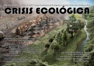 crisis ecologica