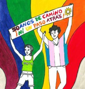 Manifestación del Orgullo, sábado 6 de julio @ Puerta del Ministerio de de Agricultura