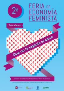 2ª Feria de Economía Feminista @ Nave de Terneras | Madrid | Comunidad de Madrid | España