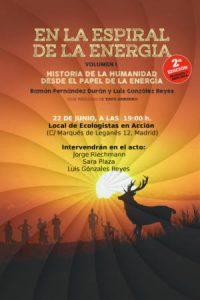 Presentación de la segunda edición de En la espiral de la energía @ Local de Ecologistas en Acción | Madrid | Comunidad de Madrid | España