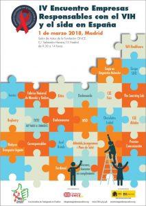 """Mesa """"Buenas prácticas de Empresas Responsables con el VIH y el sida en España"""" @ Fundación ONCE    Madrid   Comunidad de Madrid   España"""