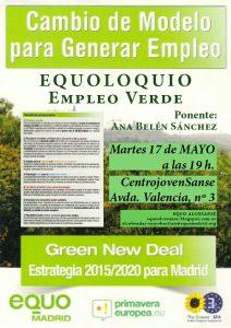 equoloquio empleo verde