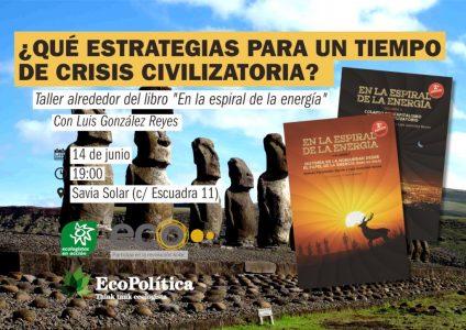 Taller alrededor del libro 'En la espiral de la energía' @ Savia Solar | Madrid | Comunidad de Madrid | España