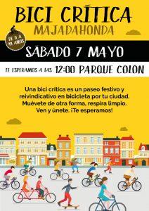 Majadahonda - Bici Crítica @ Parque Colón | Majadahonda | Comunidad de Madrid | España