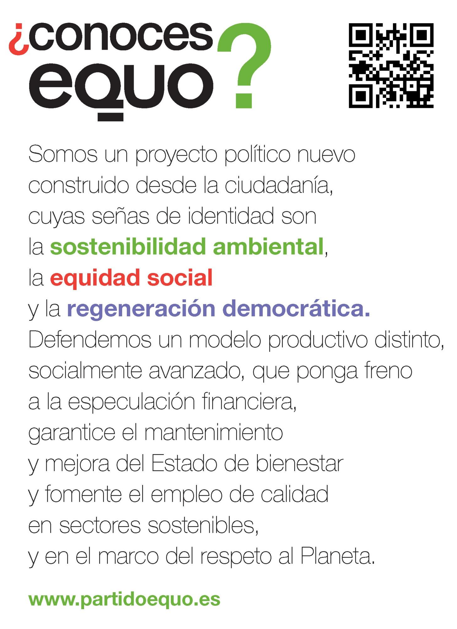 flyer conoces equo