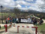 Más de un centenar de personas apoyó a los concejales destituidos de forma unilateral por el alcalde de El Boalo