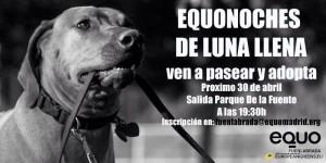 EQUO Fuenlabrada - Equonoches de luna llena @ Parque de la Fuente | Fuenlabrada | Comunidad de Madrid | España