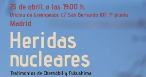 heridas nucleares